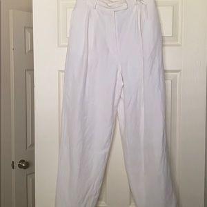 Emma James off white pants